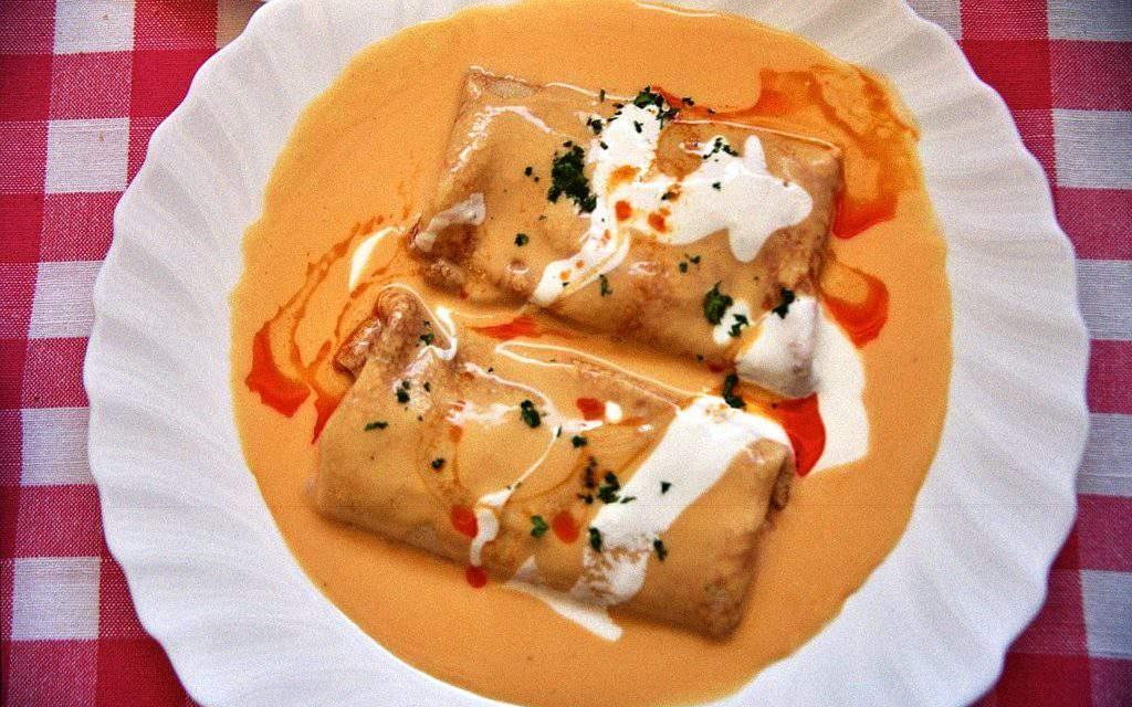 Recipe of the week: Hortobágy-style pancake