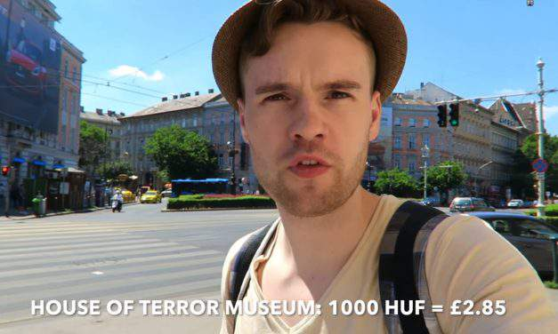 How expensive Budapest is – VIDEO