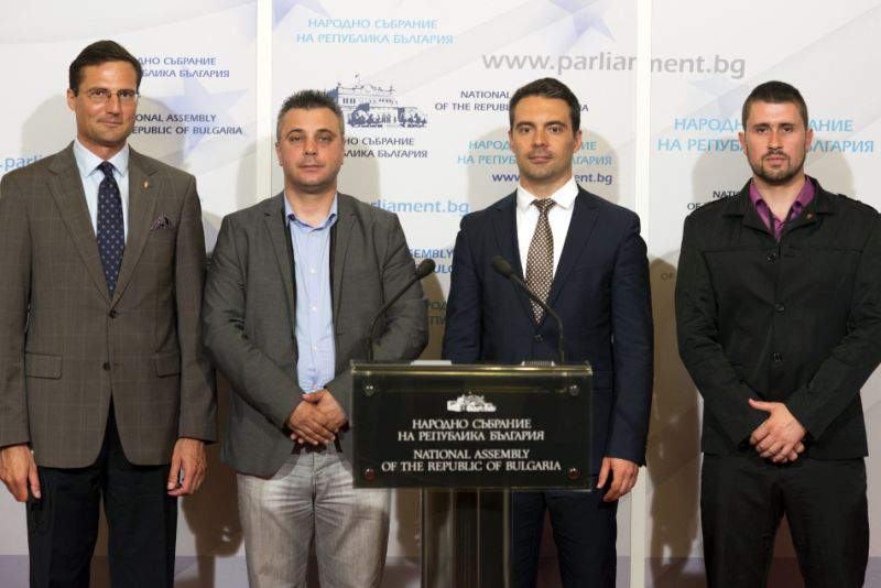 Jobbik delegation's Sofia visit reveals launch date of signiture collection for the Wage Union