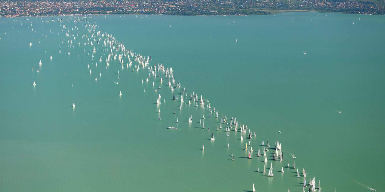 49th Kékszalag: When sailing-boats take over Lake Balaton – Photo Gallery