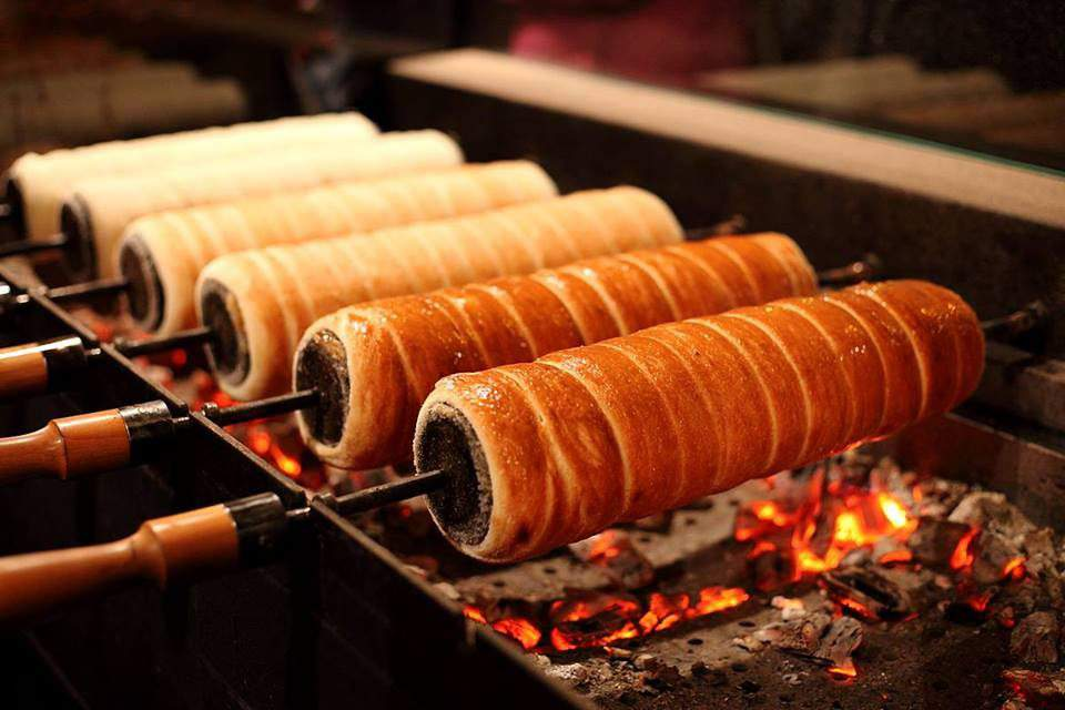 Special chimney cake conquers Taiwan