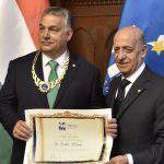 Orbán awarded FINA's highest honour