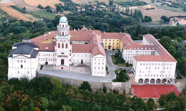 Get to know the millennial Hungarian abbey Pannonhalma