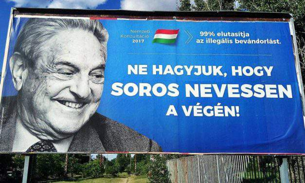 The minds behind Fidesz's hate campaign: how Soros became enemy No. 1