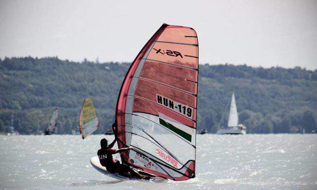 Surf's Up – The Raceboard European Championships is coming to Hungary