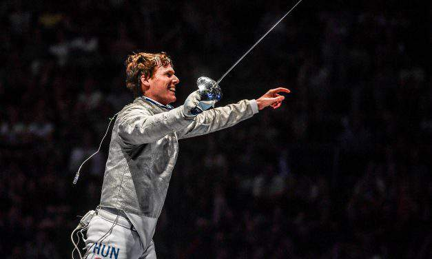 Hungary has a sabre fencing world champion after 27 years