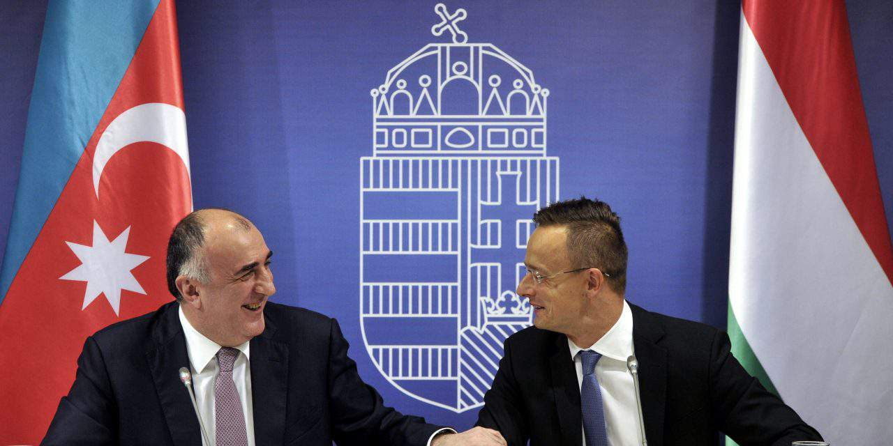Foreign minister: Hungary has interest in EU-Azerbaijan partnership