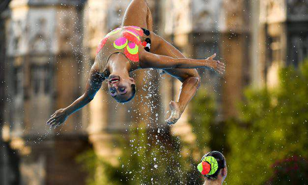 FINA Aquatics 2017, 7th day – Russia continues to triumph in synchro swimming, Chinese win in men's springboard diving