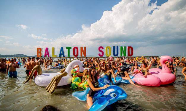 11th Balaton Sound: 154 thousands festival-goers – PHOTOS