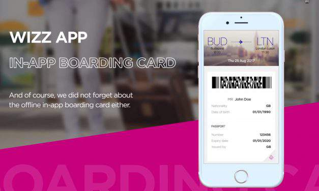 Wizz Air launches a new mobile app