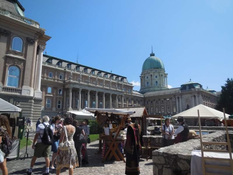 festival of folk arts Budapest