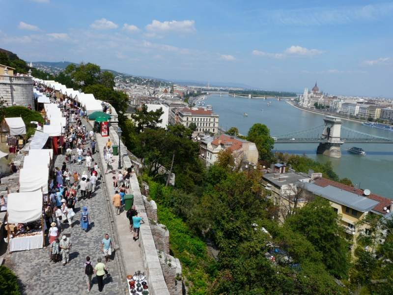 Festival of Folk Arts in the Buda Palace