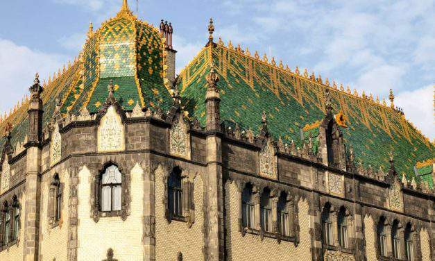 Museum of Applied Arts closed for years due to restoration in Hungary