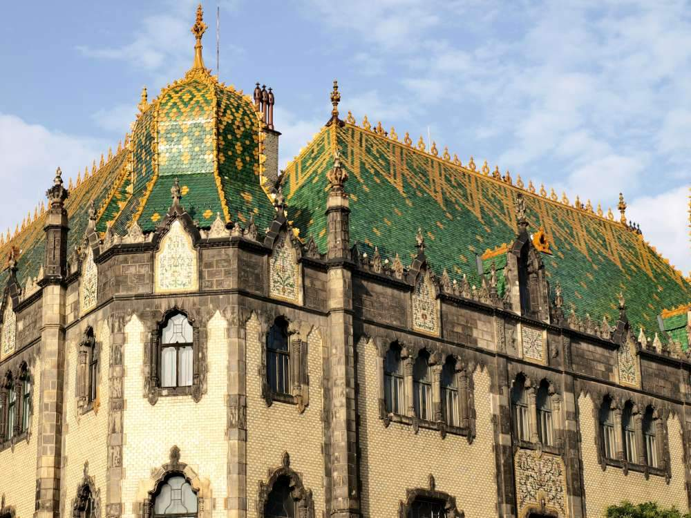 Museum Of Applied Arts Closed For Years Due To Restoration In Hungary Daily News Hungary