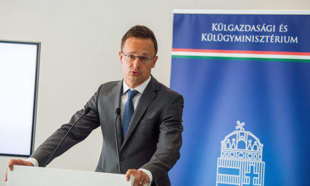 Hungarian foreign minister: We are glad that the Dutch ambassador is leaving