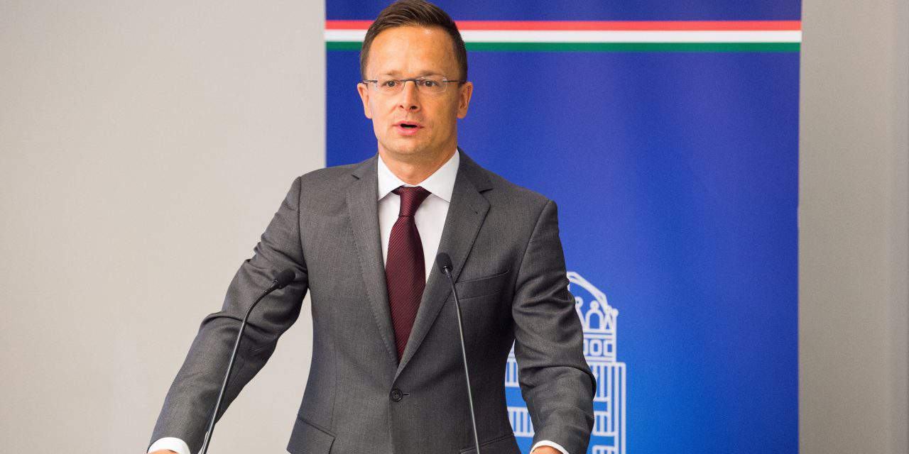 The EU's quota programme is a failure and a dead end, Hungarian FM tells Financial Times