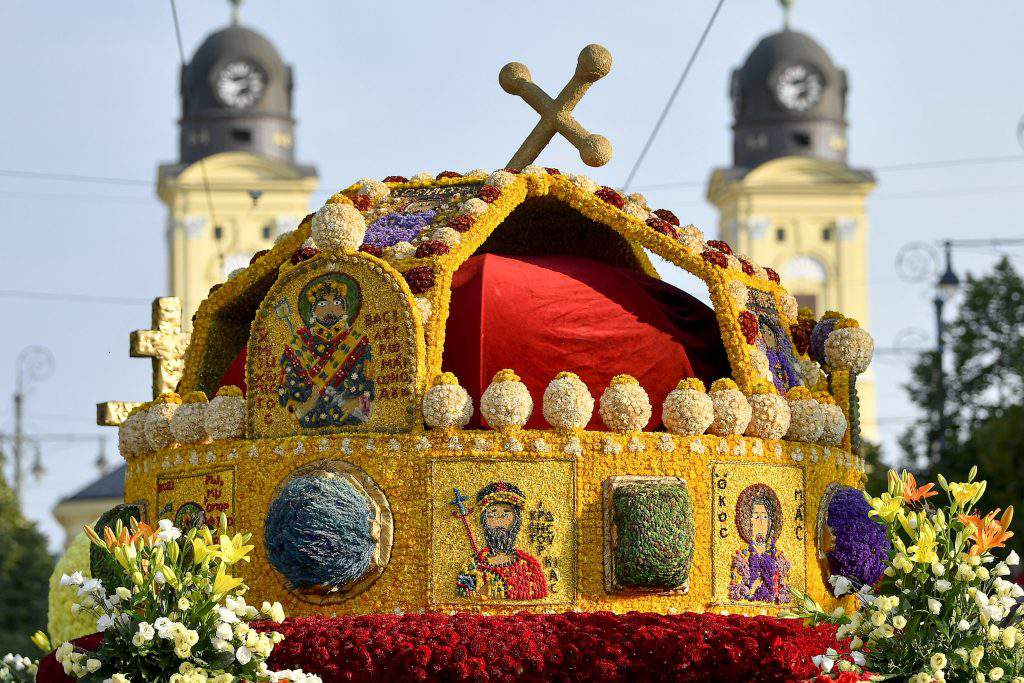 Flower Carnival of Debrecen