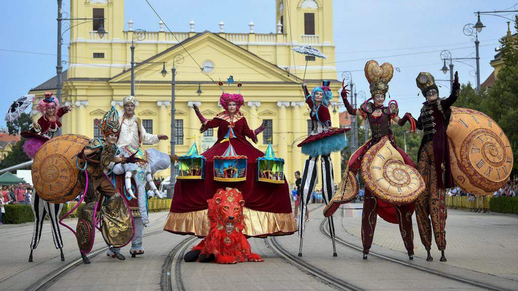 Flower Carnival of Debrecen