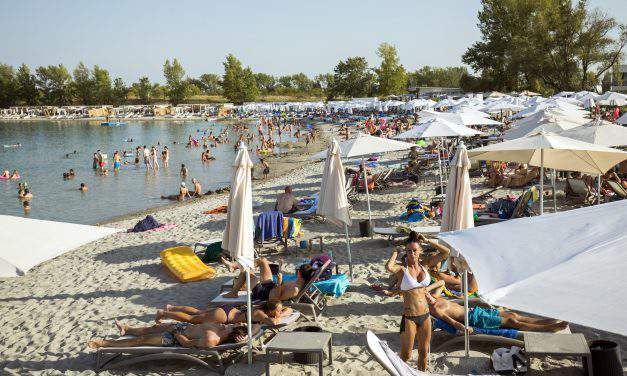 Weather: Record-breaking sultriness in Hungary