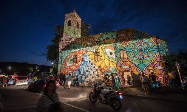 The 27th Valley of Arts festival draws 200,000 visitors