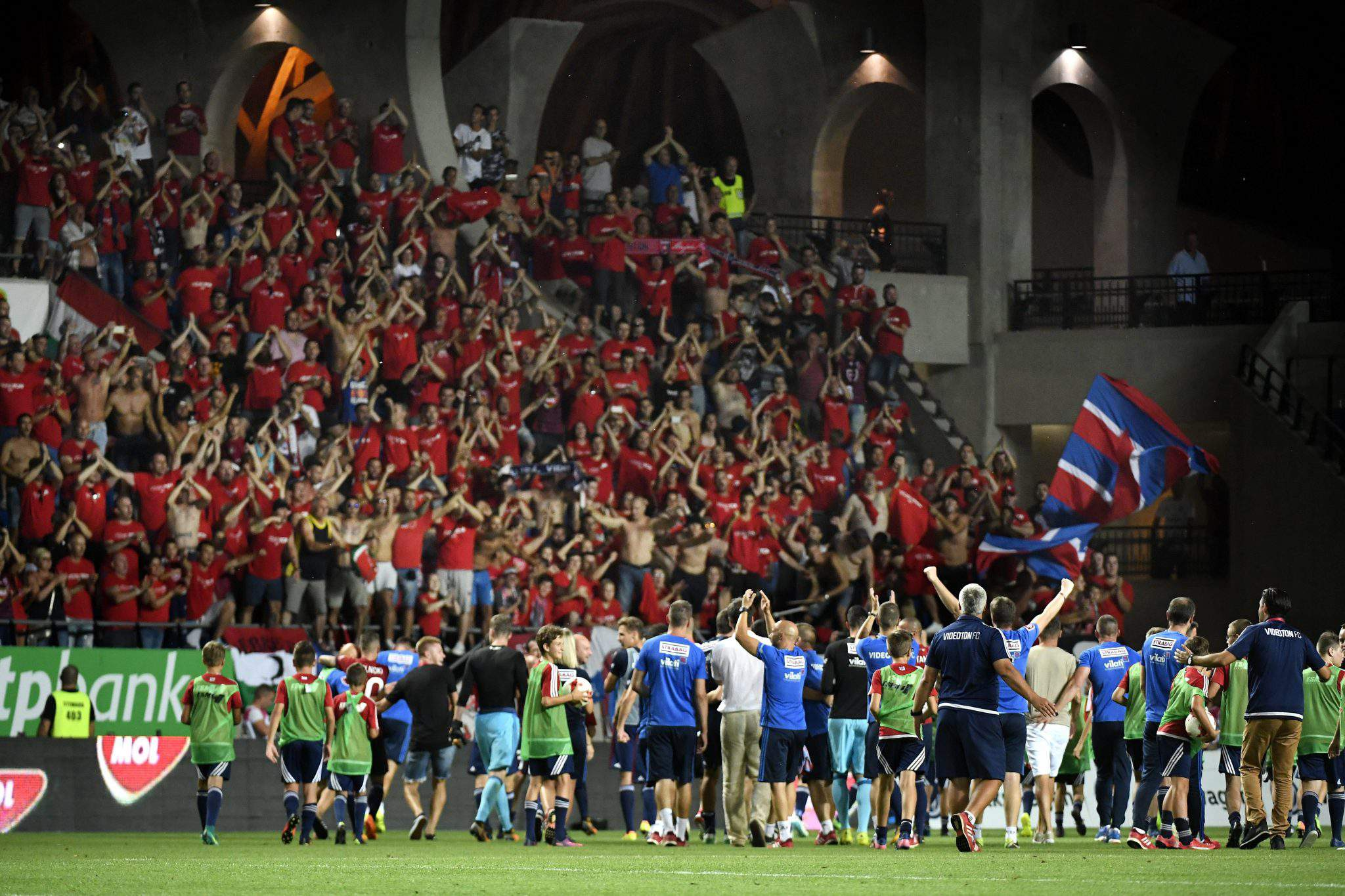 Europa League U2013 Videoton Qualifies For Play Off Round