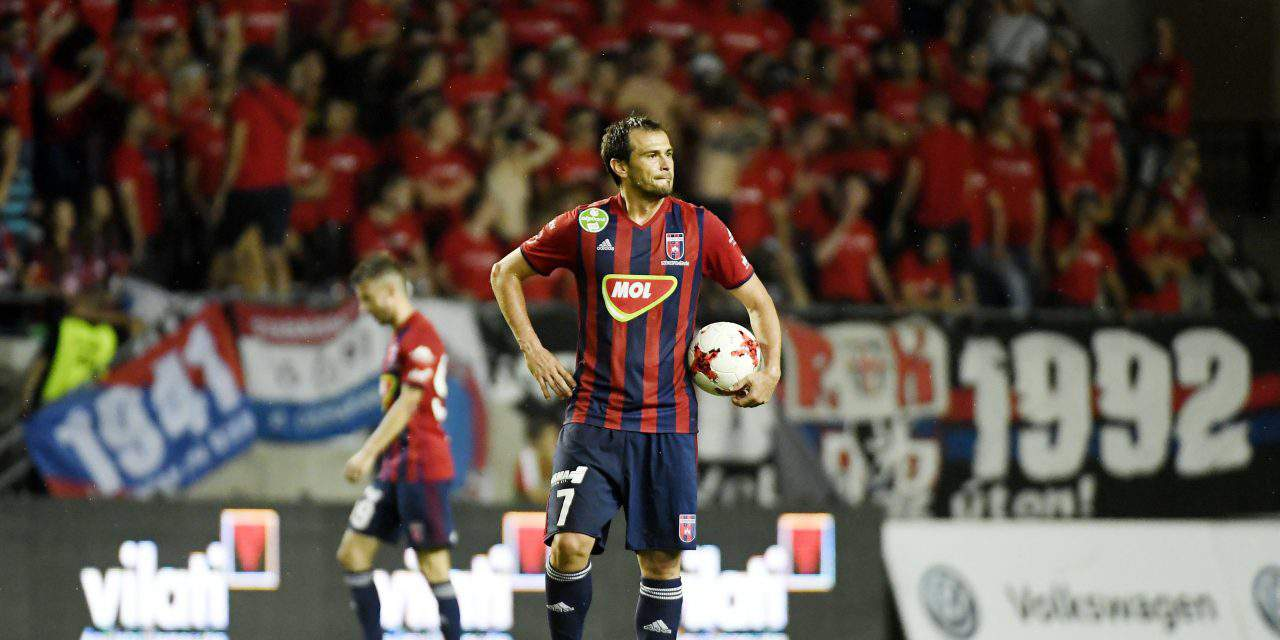 Videoton bow out of European competition