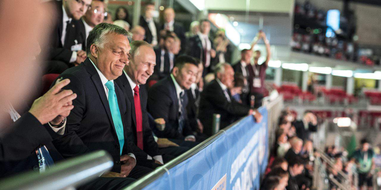 World Judo Championships begins in Budapest, Putin and Orbán attended at the opening ceremony – PHOTOS