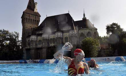 FINA chief Maglione: Hungary 'superb host' of aquatics championships