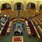 Special session of parliament: Ruling Fidesz party and Christian Democrats stayed away