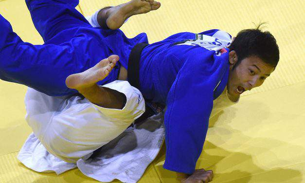 Japanese win first two golds in world judo championships