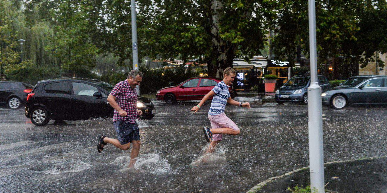 Hungary weather forecast: rain and wind make stop the heat