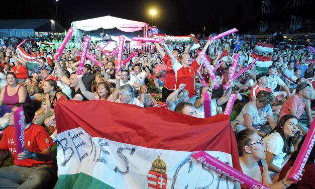 Four fifths of Hungarians say hosting world aquatics championships was 'good idea'