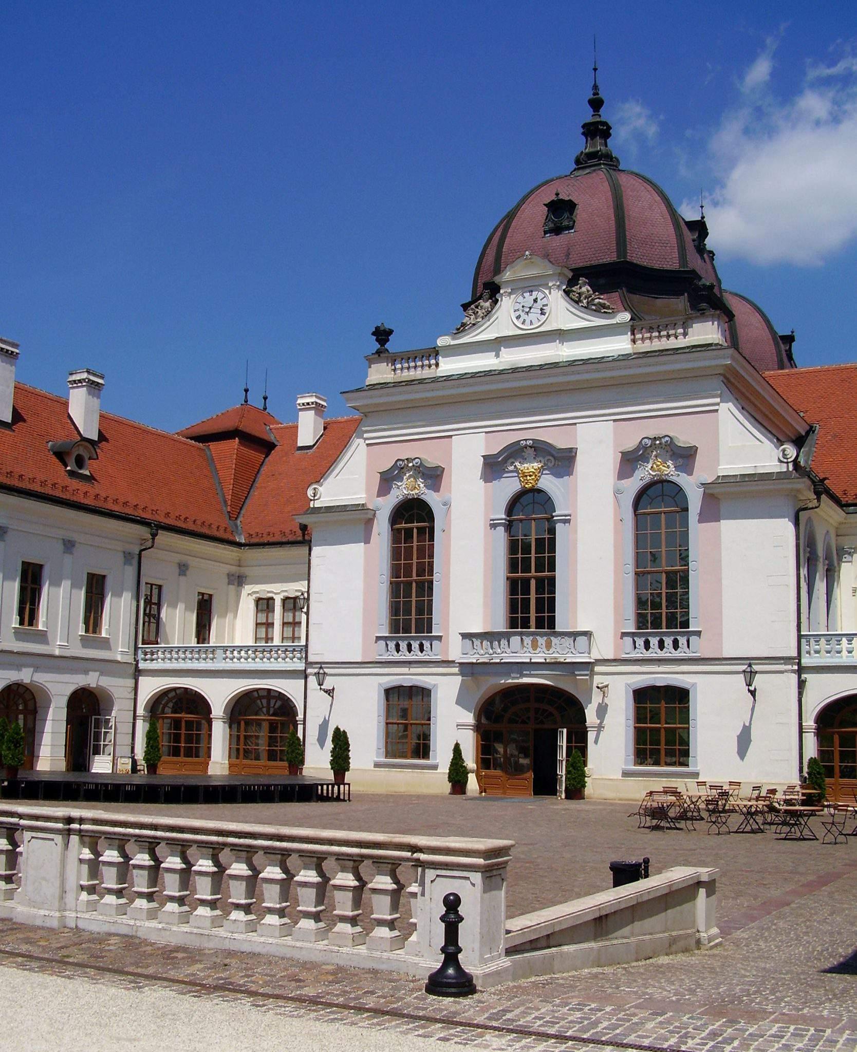 Gödöllő Royal Palace kastély