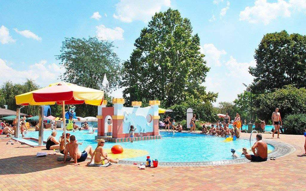 Gunarasfürdő – new health resort in Hungary