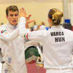 Hungary wins three medals at the World Modern Pentathlon Championships for juniors