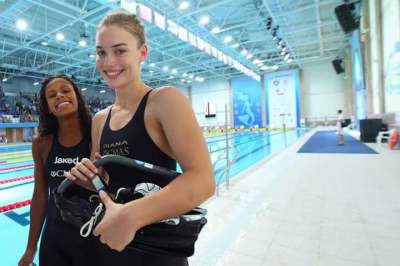 Hungary wins six gold medals at World Finswimming Junior Championships in Russia