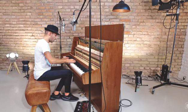 Despacito with a twist by a Hungarian musician – VIDEO