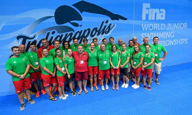 Team Hungary owned the FINA World Junior Swimming Championships
