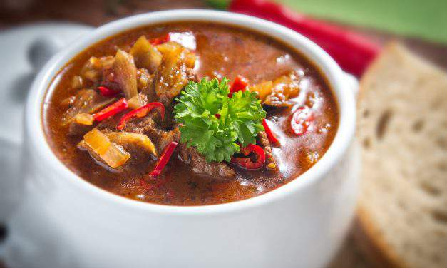 5 Hungarian soups to die for