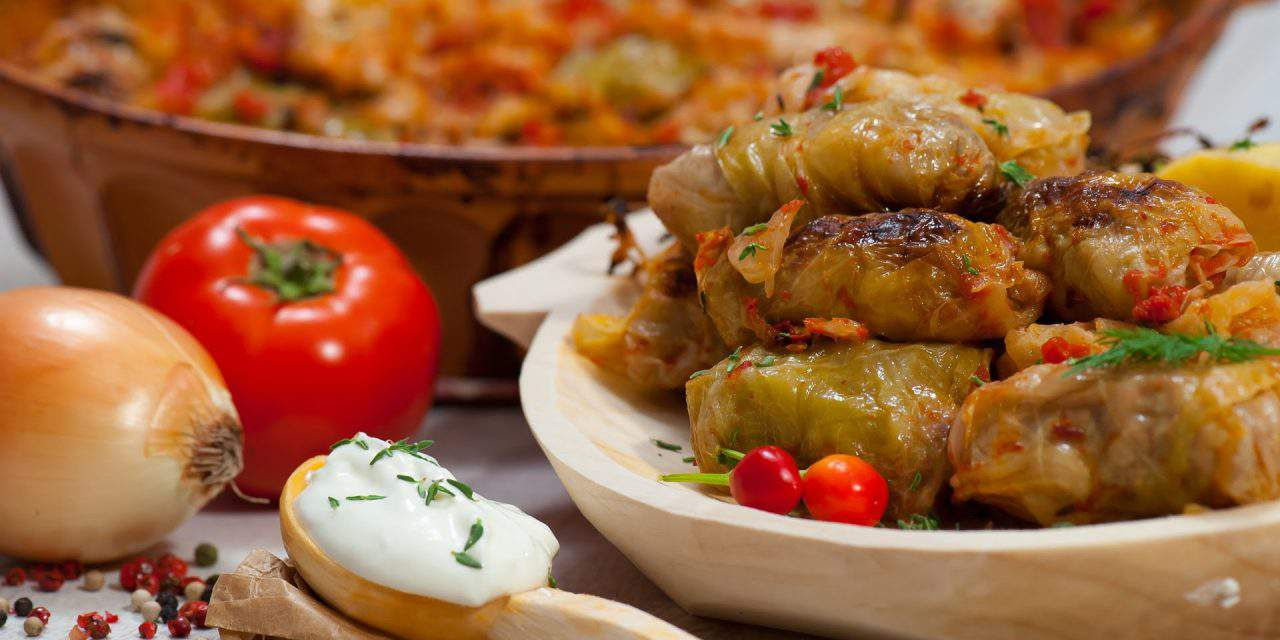 Recipe of the week: Stuffed cabbage