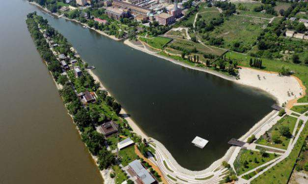 Kopaszi Dam becomes accessible by BKK boat services in Budapest