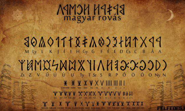 The secrets of the Old Hungarian Alphabet