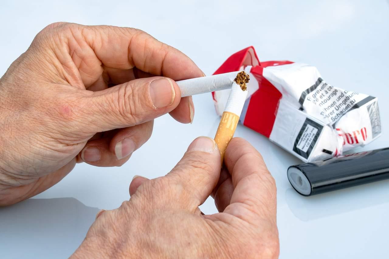 smoke cigarette tobacco