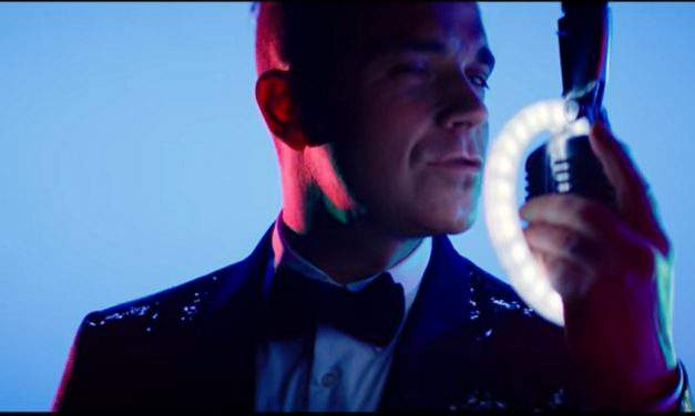 Robbie Williams' great show coming to Budapest