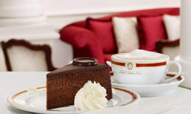 Recipe of the week: Sacher cake