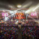450,000 visitors attended the 25th Sziget Festival