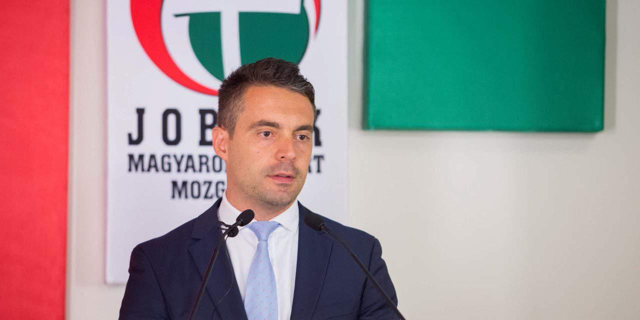 Jobbik backs ethnic Hungarian autonomy endeavours, says Vona