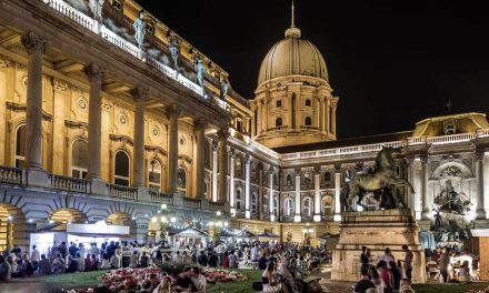 Renovation of Buda Castle to begin soon