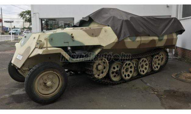 Now you can purchase your own WW2 war truck