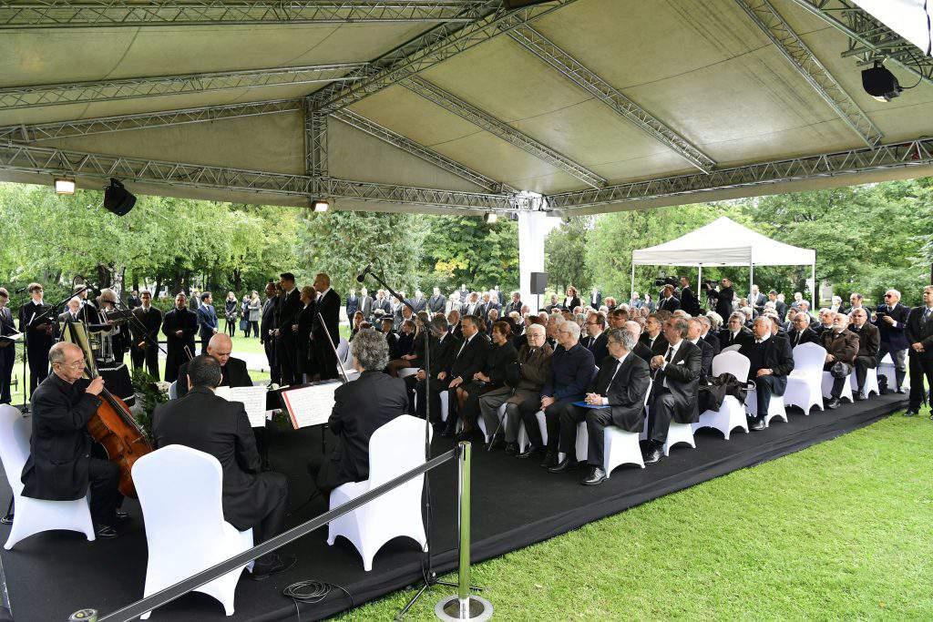 funeral George Oláh